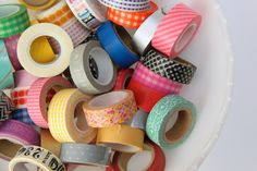 washi tape goodness!!!