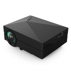 74.98$  Watch here - http://ali9gn.worldwells.pw/go.php?t=32595306244 - GM60 MINI Portable LED Projector For Video Games TV Home Theater Movie Support HDMI VGA AV SD GM60 With Free gift 74.98$