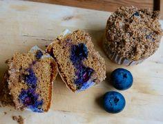 Blueberry Streusel Muffins — Vanessa Musi