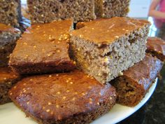 Crackly Banana Bread to learn about Kenya from Cbus52: Columbus in ...