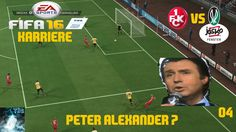 """Let's Play FIFA 16 Trainer Karriere #004 """"FCK vs SV Ried"""" [XBox360 Gamep..."""