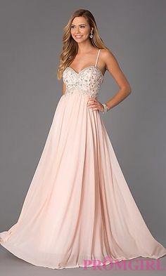 Sweetheart pink dress