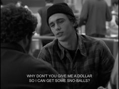 Freaks and Geeks Tom Franco, James Franco, James 5, Freaks And Geeks, Give It To Me, Let It Be, Emotional Connection, Best Memories, Best Shows Ever