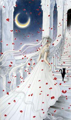Sailor Moom, Arte Sailor Moon, Sailor Moon Stars, Sailor Moon Manga, Sailor Venus, Sailor Moon Background, Sailor Moon Wallpaper, Neo Queen Serenity, Princess Serenity