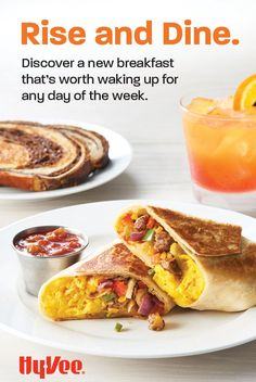 Try the NEW Hy-Vee breakfast, made with only the freshest, highest-quality ingredients. Available now at your local Hy-Vee! Homemade Breakfast, Breakfast Menu, Breakfast Recipes, Breakfast Ideas, Healthy Recipes, Healthy Foods, Food Dishes, Prince Concert, Brunch