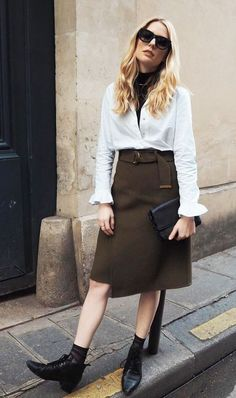 Your Work Week Style Guide: an Outfit for Every Day - Wit & Delight