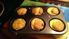 muffine | Dieta Dukan Muffin, Breakfast, Food, Morning Coffee, Essen, Muffins, Meals, Cupcakes, Yemek