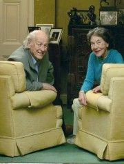 Ray & Diana Harryhausen, London