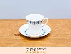 Figgjo Flint Coffee Set - Buy yay retro Handmade Crochet online - Arts & Crafts Shop, crochet shawls, wraps, blankets, hot water bottle covers and vintage textile cushions. Coffee Set, Craft Shop, Milk Jug, Vintage Textiles, Diamond Pattern, Crochet Shawl, Cup And Saucer, Online Art, Cups