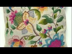 Erica Wilson, needlework instructor who built embroidery empire ...