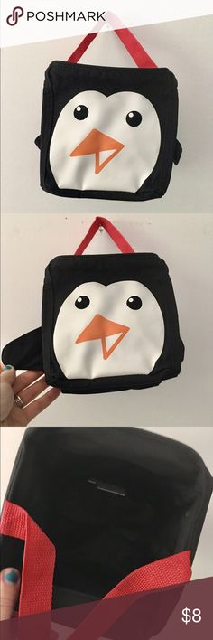 Thirty One Littles Carry All Caddy - Penguin Adorable little caddy or organizer for the penguin lover in your life! Cute little wings pop out from the side. Brand new. Thirty One Bags Totes