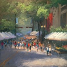 """""""Saturday Morning""""  by macartscouncil // yeahTHATgreenville"""