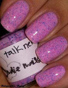 Jindie Nails Talk Nerdy To Me