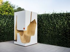 Oyler Wu's interactive Headspace Pods give you a cozy space to learn meditation