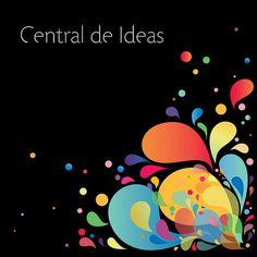 Logotipo Central de Ideas. Graphic Design.