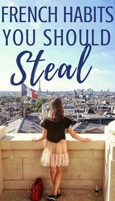 7 French Habits You Should Totally Steal Becoming French! solosophie is part of French lifestyle - When you live in France you can learn all of the best French habits and practices (and maybe even steal or adopt them for yourself! French Women Style, French Chic, French Girls, French Diet, French Food, French Vintage, Paris 3, Paris France, Paris Tips