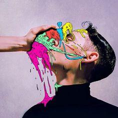 Shit gets shoved into your face nowadaze +:) #mediaisfake #digitaldeathandgrime #beyourownperson #deathisatrend #deladeso