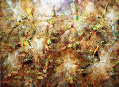 Konstantinas Zardalevicius-Mind space. Original Paintings (Canvas, Oils, Painting)