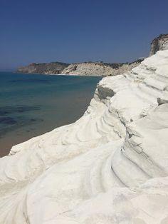 Scala Dei Turchi, falaise blanche
