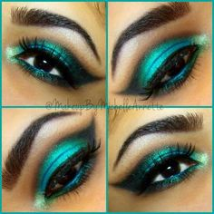 Mermaid Utopia https://www.makeupbee.com/look.php?look_id=98544