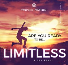 Are you READY!?! Come join our team and let us help you be LIMITLESS!