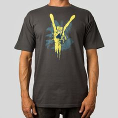 Hesher T-Shirt by Alex Pardee Breaking Bad Costume, Alex Pardee, Playground Design, Creative Design, Charcoal, Costumes, Tees, Mens Tops, T Shirt