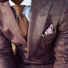 Shades of brown for this premium quality #bespokesuit. http://ift.tt/2rCF0B7