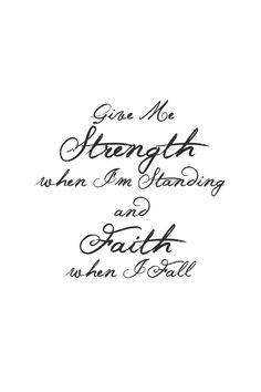 Faith when I fall - Kip Moore