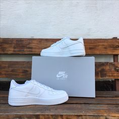 Nike Air Force 1 Low White🔥