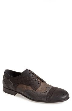 d1bc8dcfc5be5 Dolce Gabbana  Crosta  Wingtip (Men) Shoe Designs
