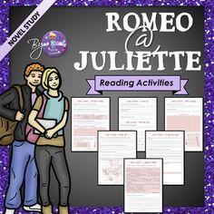 Bilingual Novel Romeo@Juliette Study