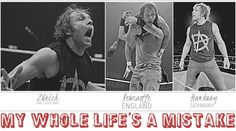 April 2015 – The Dean Ambrose month that was