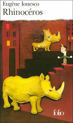 El rinoceronte (Rhinocéros) - Eugène Ionesco