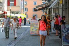 Altstadt in Solothurn