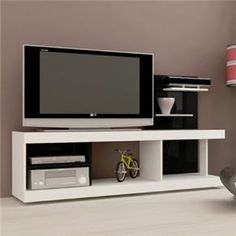 images about muebles para tv on pinterest tvs tv rack and acapulco. Black Bedroom Furniture Sets. Home Design Ideas
