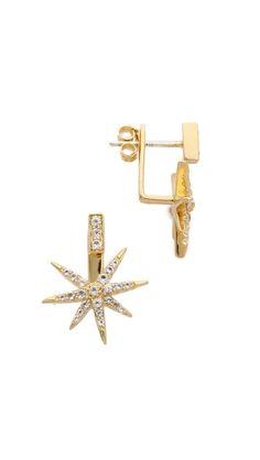 { elizabeth & james astral jacket earrings }