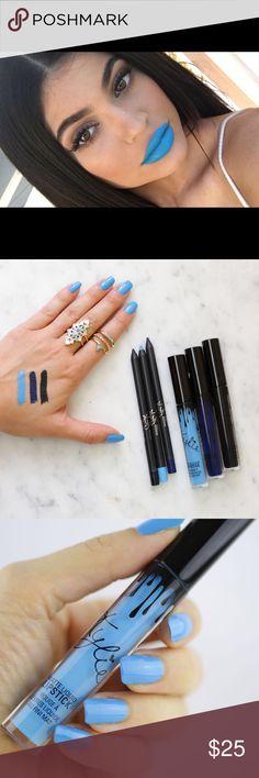 Skylie lip kit ❄️ Shipping takes 5-10 days!! Insp. Skylie lip kit by Kylie Jenner Kylie Cosmetics Makeup Lip Liner