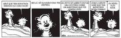 Calvin and hobbes <3