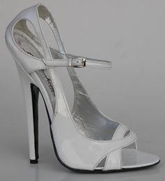 White Sandals Puella