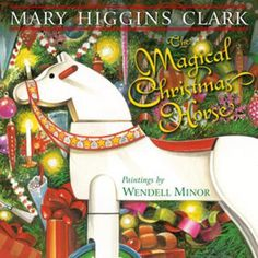 My daughter and I had the great pleasure of attending an event where Mary Higgins Clark read this book aloud to the children and their parents and then signed a copy of the book for each child.  Memorable experience.
