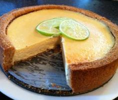 Recipe Traditional Key Lime Pie by kajsmail, learn to make this recipe easily in your kitchen machine and discover other Thermomix recipes in Desserts & sweets. Lime Recipes, Almond Recipes, Greek Recipes, Desert Recipes, Kitchen Recipes, Cooking Recipes, Thermal Cooking, Bellini Recipe, Thermomix Desserts
