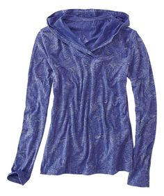 Look at this Title Nine Sapphire Heatwave Hoodie on #zulily today!