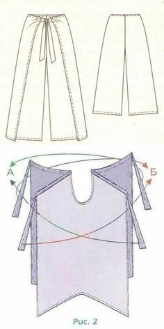 Sewing Pants, Sewing Clothes, Diy Clothes, Barbie Clothes, Techniques Couture, Sewing Techniques, Sewing Projects For Beginners, Sewing Tutorials, Sewing Tips