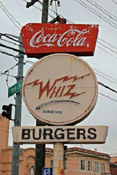 Whiz Burgers : Whiz Burgers 700 S Van Ness Ave San Francisco Aesthetic Collage, Red Aesthetic, Aesthetic Vintage, Aesthetic Pictures, Aesthetic Fashion, Bedroom Wall Collage, Photo Wall Collage, Picture Wall, Image Deco
