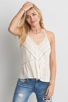 AMERICAN EAGLE OUTFITTERS AE RUCHED SWING TANK http://shopstyle.it/l/fp0?utm_content=buffer8ffed&utm_medium=social&utm_source=pinterest.com&utm_campaign=buffer