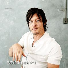 Norman+Reedus+Model | Oh No They Didn't! - a norman reedus post. because i felt like it.