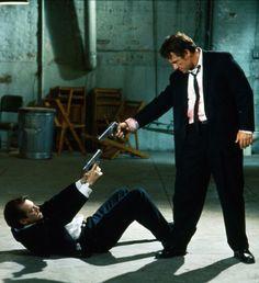 """Sala66 - Harvey Keitel y Steve Buscemi en""""Reservoir Dogs"""",..."""