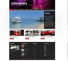 WEBSITE HOME. The aim of the website is to publicize the activity that I have developed in the automotive world.Display related topics: sports, motorsport, design & architecture, travel and aviation, through photography. Also reporting news.