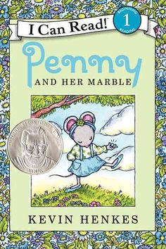 In the third easy-to-read book about Penny the mouse, written by Caldecott Medalist and bestselling author Kevin Henkes, Penny finds a beautiful marble on her neighbor's lawn and must decide whether o