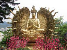 Ten Thousand Buddhas Monastery, Sha Tin, Hong Kong